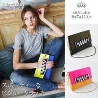 shop kilakila(ショップキラキラ)のバッグ・鞄/クラッチバッグ