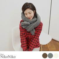 ShopNikoNiko(ショップニコニコ)の小物/マフラー