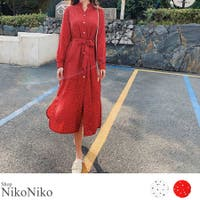 ShopNikoNiko(ショップニコニコ)のワンピース・ドレス/シャツワンピース