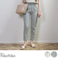 ShopNikoNiko(ショップニコニコ)のパンツ・ズボン/クロップドパンツ・サブリナパンツ