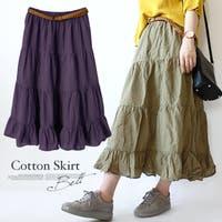 SHOT+(ショットプラス)のスカート/ティアードスカート