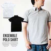 SHOT+(ショットプラス)のトップス/ポロシャツ