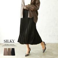 Silky(シルキー)のスカート/プリーツスカート
