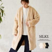 Silky(シルキー)のアウター(コート・ジャケットなど)/ファーコート