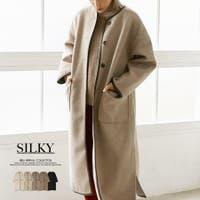 Silky(シルキー)のアウター(コート・ジャケットなど)/ロングコート