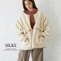 Silky(シルキー)のアウター(コート・ジャケットなど)/ブルゾン