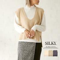 Silky(シルキー)のトップス/ニット・セーター