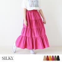 Silky(シルキー)のスカート/ティアードスカート