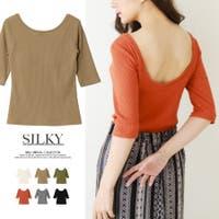 Silky(シルキー)のトップス/カットソー