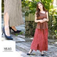 Silky(シルキー)のスカート/ひざ丈スカート