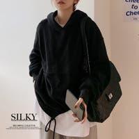 Silky(シルキー)のトップス/パーカー