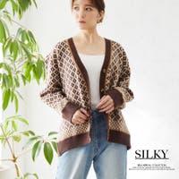 Silky(シルキー)のトップス/カーディガン