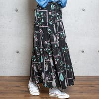 s.i.p(エスアイピー)のスカート/ティアードスカート