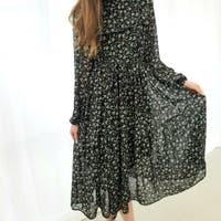 SPIGA(スピーガ)のワンピース・ドレス/シフォンワンピース