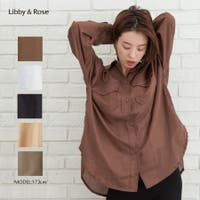 Libby&Rose   ローンCPOシャツ