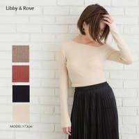 Libby&Rose   リブアシメニット