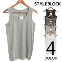 Style Block MEN(スタイルブロックメン)のトップス/タンクトップ