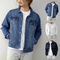 Style Block MEN(スタイルブロックメン)のアウター(コート・ジャケットなど)/デニムジャケット
