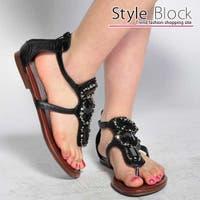 STYLEBLOCK(スタイルブロック)のシューズ・靴/トングサンダル