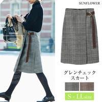 sunflower(サンフラワー)のスカート/ひざ丈スカート
