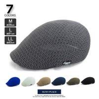 SUNY PLACE (サニプレ)の帽子/キャスケット