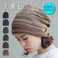 SUNY PLACE (サニプレ)の帽子/ニット帽