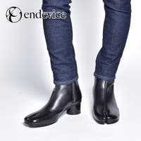 SVEC | タビブーツ ブーツ メンズ ショートブーツ ELB1000-1