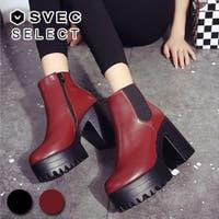 SVEC WOMEN(シュベックウーマン)のシューズ・靴/サイドゴアブーツ