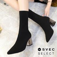 SVEC WOMEN(シュベックウーマン)のシューズ・靴/ショートブーツ