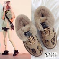 SVEC WOMEN(シュベックウーマン)のシューズ・靴/ムートンブーツ