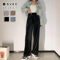 SVEC WOMEN(シュベックウーマン)のパンツ・ズボン/ワイドパンツ