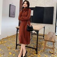 SVEC WOMEN(シュベックウーマン)のワンピース・ドレス/ニットワンピース