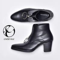 SVEC | ブーツ メンズ ショートブーツ ジップリングブーツ ELB061-5