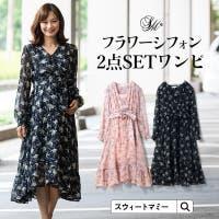 Sweet Mommy(スウィートマミー)のワンピース・ドレス/シフォンワンピース