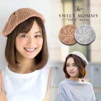 Sweet Mommy(スウィートマミー)の帽子/ベレー帽