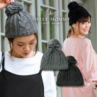 Sweet Mommy(スウィートマミー)の帽子/ニット帽