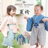 Sweet Mommy KIDS(スウィートマミーキッズ)のベビー/べビーロンパース・カバーオール