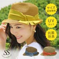 Sweet&Sheep(スィートアンドシープ )の帽子/麦わら帽子・ストローハット・カンカン帽
