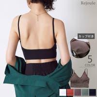 Rejoule(リジュール)のトップス/チューブトップ・ベアトップ