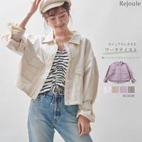 Rejoule(リジュール)のアウター(コート・ジャケットなど)/MA-1・ミリタリージャケット
