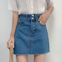4D LOOK(フォーディルック)のスカート/デニムスカート