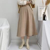 4D LOOK(フォーディルック)のスカート/フレアスカート