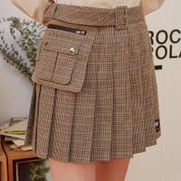 ROLAROLA(ロラロラ)のスカート/プリーツスカート