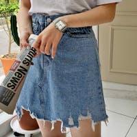 IMVELY(イムブリ―)のスカート/デニムスカート