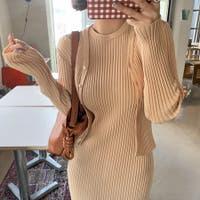 IMVELY(イムブリ―)のワンピース・ドレス/ニットワンピース