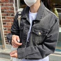 IMVELY(イムブリ―)のアウター(コート・ジャケットなど)/デニムジャケット