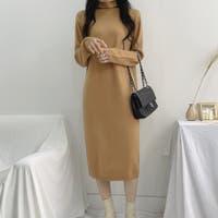 4D LOOK(フォーディルック)のワンピース・ドレス/ニットワンピース