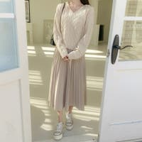 ATTRANGS(アットランス)のスカート/プリーツスカート