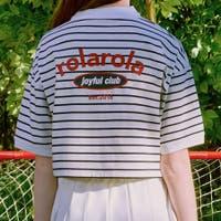 ROLAROLA(ロラロラ)のトップス/ポロシャツ