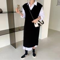 66GIRLS(ロクロクガールズ)のワンピース・ドレス/ニットワンピース